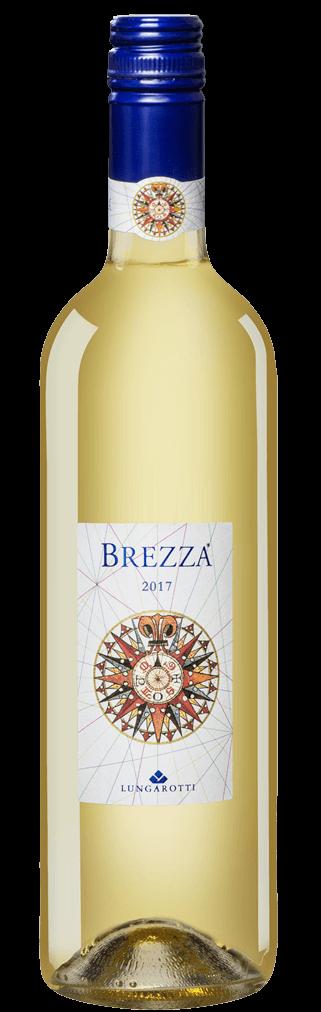 Lungarotti Brezza Bianco Flasche