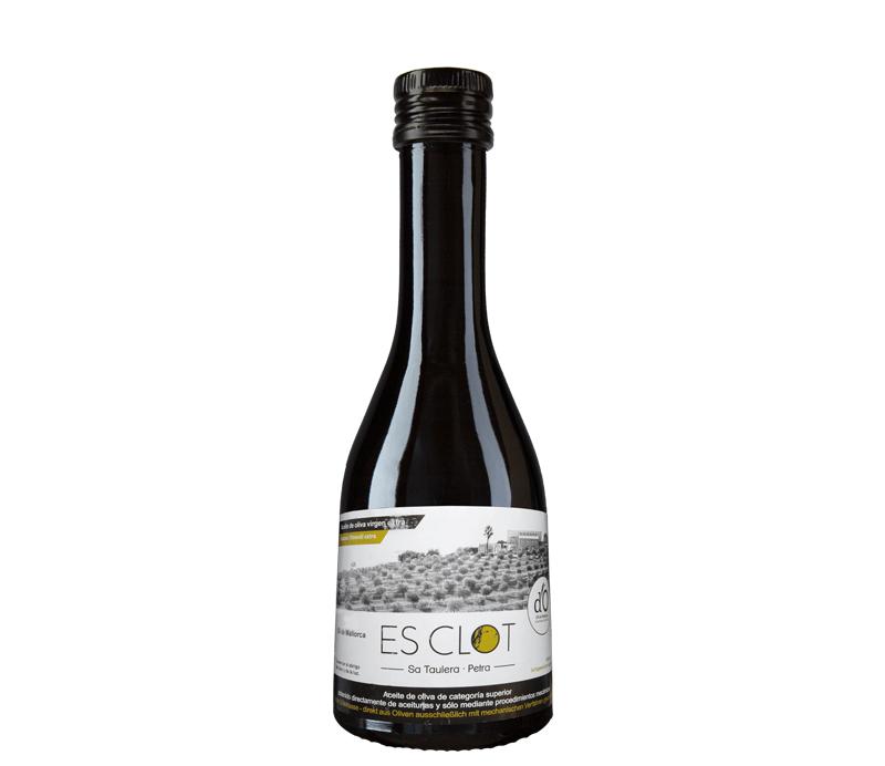 Es Clot Natives Olivenöl extra 0,25 l aus Mallorca