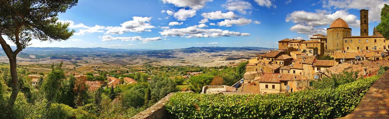Italienische Toskana