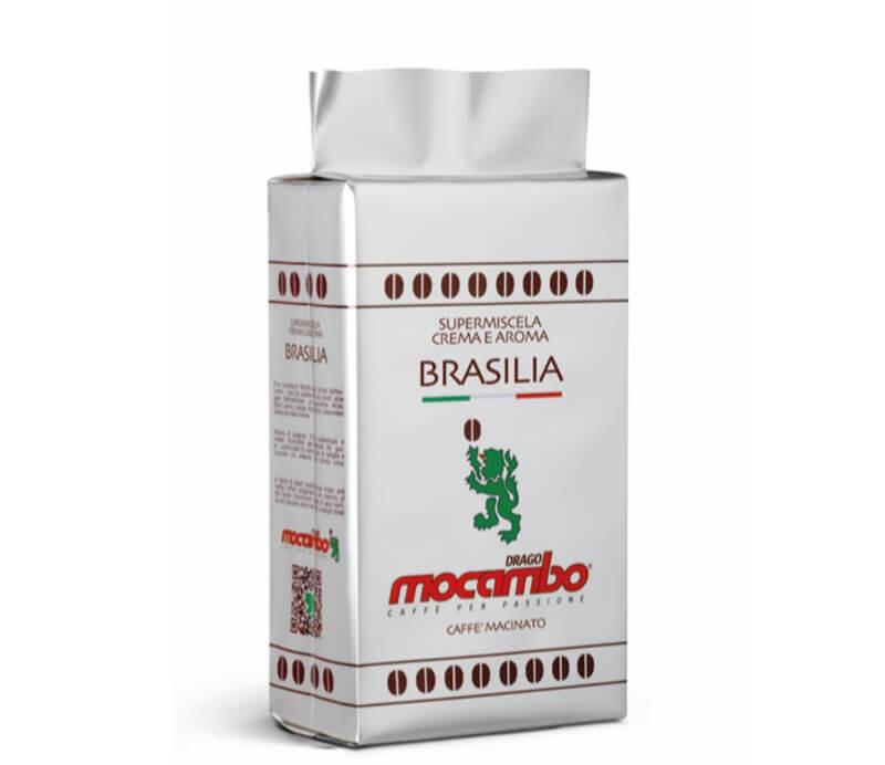 Mocambo Brasilia Espresso Gemahlen 250g