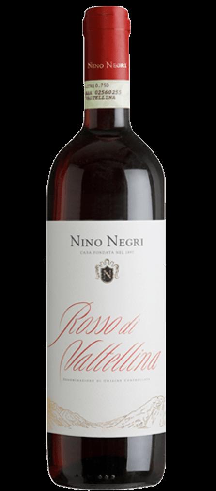 Nino Negri Rosso di Valtellina Flasche