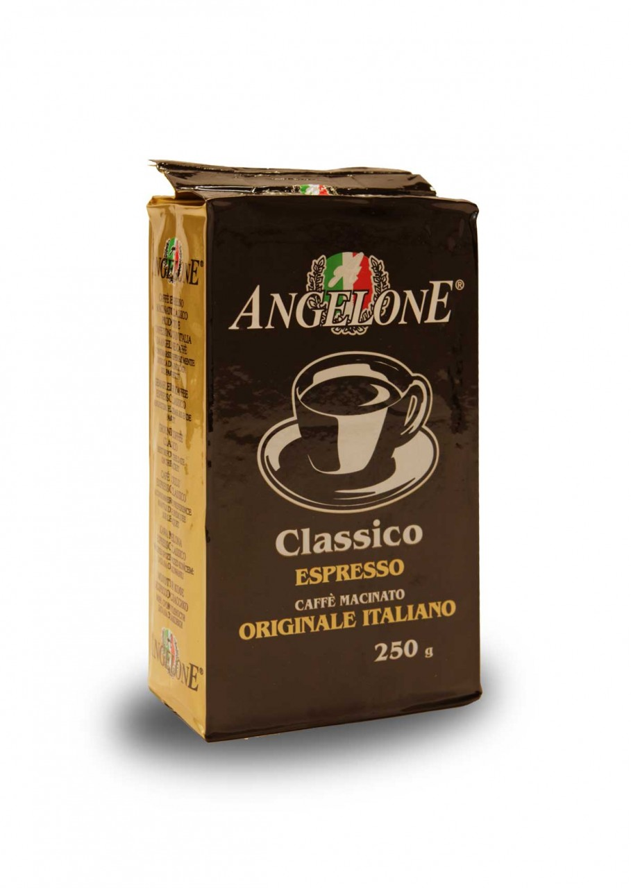Angelone Espresso Classico gemahlen 250 g