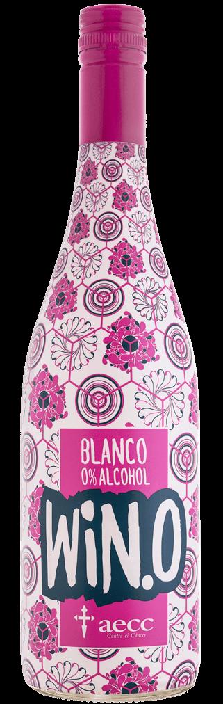 Win Blanco Frizzante - Alkoholfreier Schaumwein