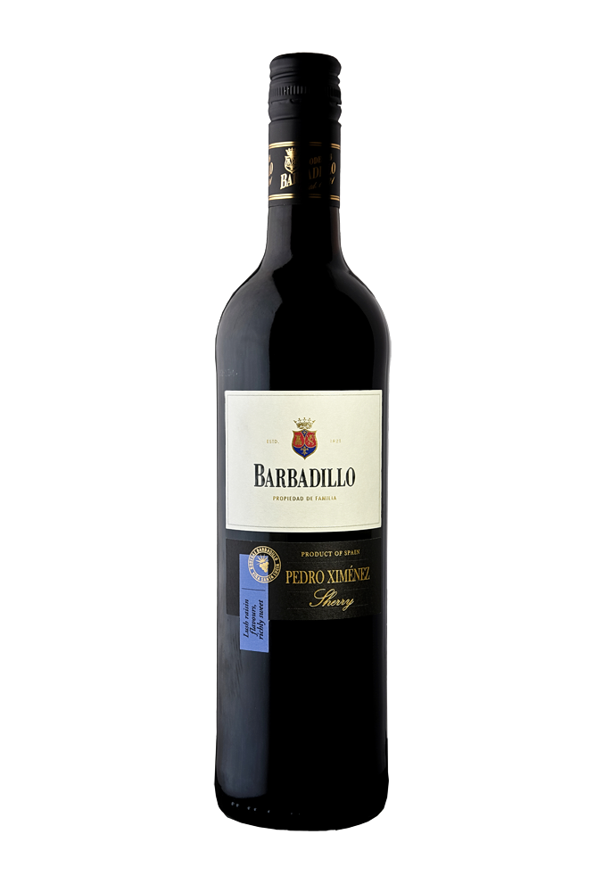 Sherry Pedro Ximenez Barbadillo