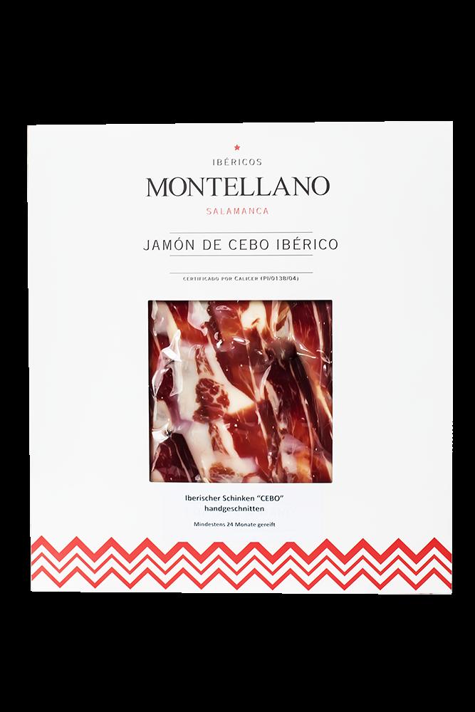 Montellano iberischer Schinken Cebo - handgeschnitten
