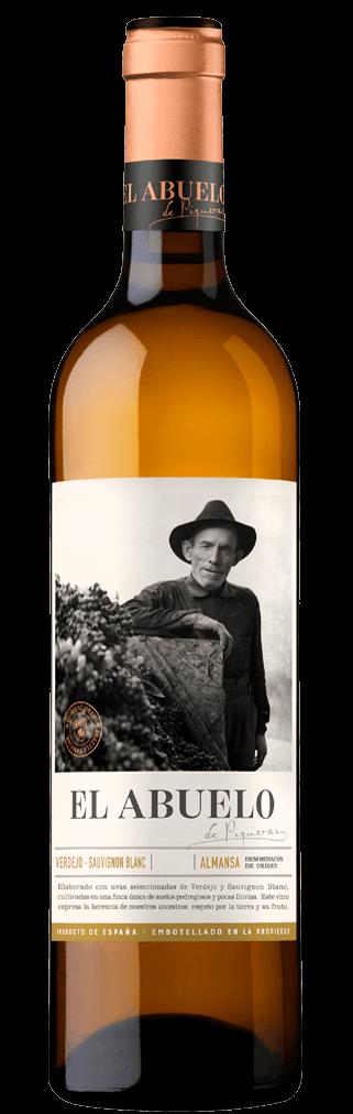 El Abuelo de Piqueras Verdejo - Sauvignon Blanc Bio Flasche